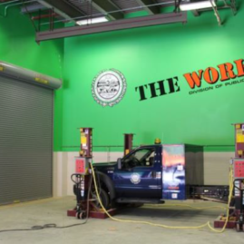 Nashua BPW CNG Garage Upgrade – Nashua, NH