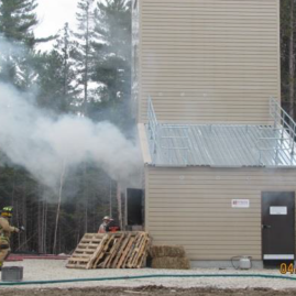 Fire Training Facility – Bethlehem, NH